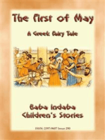THE FIRST OF MAY - A Greek Fairy Tale