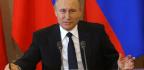 Putin Accuses U.S. Of 'Political Schizophrenia' Over Trump And Secrets