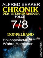 Doppelband Chronik der Sternenkrieger Folge 7/8