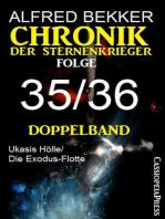 Chronik der Sternenkrieger Folge 35/36 - Doppelband