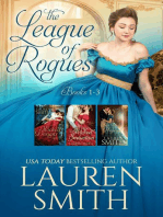 The League of Rogues Box Set (Books 1-3)