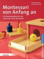 Montessori von Anfang an