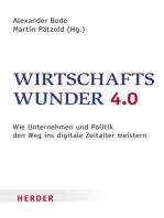Wirtschaftswunder 4.0