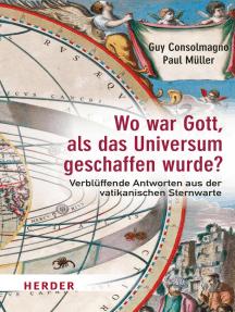 Wo war Gott, als das Universum geschaffen wurde?: Verblüffende Antworten aus der vatikanischen Sternwarte