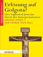 Erlösung auf Golgota?