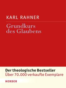 Grundkurs des Glaubens: Einführung in den Begriff des Christentums