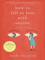 How to Fall in Love with Anyone: A Memoir in Essays