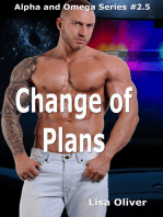 A Change of Plans