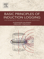 Basic Principles of Induction Logging: Electromagnetic Methods in Borehole Geophysics