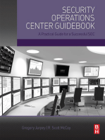 Security Operations Center Guidebook