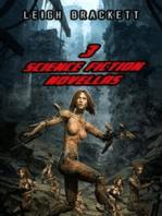 3 Science Fiction Novellas