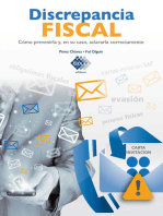 Discrepancia Fiscal. Cómo prevenirla y, en su caso, aclararla correctamente 2017