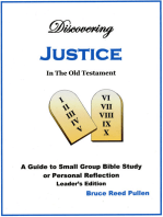 Discovering Justice in the Old Testament
