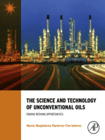 The Science and Technology of Unconventional Oils