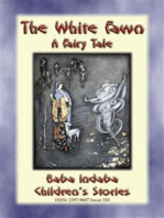 THE WHITE FAWN - A Fairy Tale