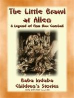 THE LITTLE BRAWL AT ALLEN – A Celtic Legend of Fin Mac Cumhail