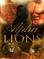 Paranormal Shifter Romance Alpha Lions BBW Paranormal Lion Shifter Romance
