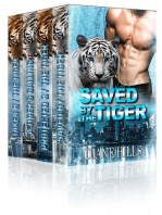 Paranormal Shifter Romance The Tiger's Protection Box Set BBW Paranormal Tiger Shifter Romance