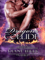 Paranormal Shifter Romance Dragons' Collide BBW Dragon Shifter Paranormal Romance