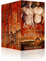 Paranormal Shifter Romance Sons of the Oracle Box Set BBW Dragon Shifter Paranormal Romance