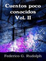 Cuentos poco conocidos Vol. II