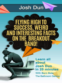 Twenty One Pilots: Flying High to Success Weird and Interesting Facts on the Breakout Band! And Our Drummer: Josh Dun