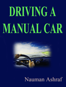 Driving A Manual Car