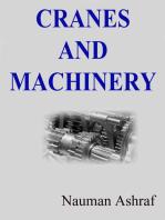 Cranes And Machinery