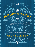 Modern Tarot: Connecting with Your Higher Self through the Wisdom of the Cards
