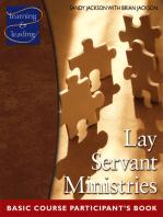Lay Servant Ministries Basic Course Participant's Book