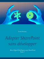 Adopter SharePoint sans développer
