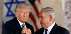 Trump Leaves Israel Pushing Peace, but Staying Vague