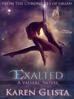 Exalted (Chronicles of Orian 3 of 3)