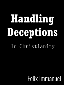 Handling Deceptions in Christianity