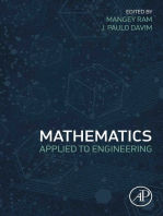 Mathematics Applied to Engineering
