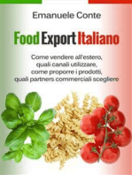 Food Export Italiano