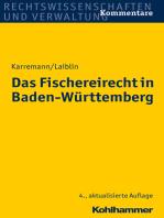 Das Fischereirecht in Baden-Württemberg