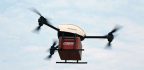 In China, an E-Commerce Giant Builds the World's Biggest Delivery Drone