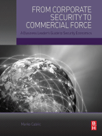 From Corporate Security to Commercial Force