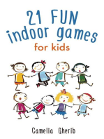21 Fun Indoor Games for Kids