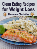 Clean Eating Recipes for Weight Loss