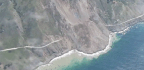 'Mother Of All Landslides' In Big Sur Buries Section Of California's Highway 1