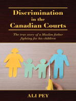 Discrimination in the Canadian Courts