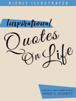 Inspirational Quotes on Life. Wisdom Quotes Illustrated 2