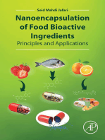 Nanoencapsulation of Food Bioactive Ingredients: Principles and Applications