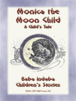 MONICA THE MOONCHILD - A Victorian children's story about the arrival of a new Brother