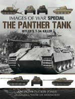 The Panther Tank: Hitler's T-34 Killer