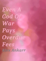 Even A God Of War Pays Overdue Fees