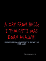 A Cry From Hell
