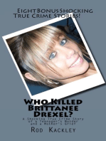 Who Killed Brittanee Drexel? A Shocking True Crime Story of a Teenager's Murder and a Mother's Grief